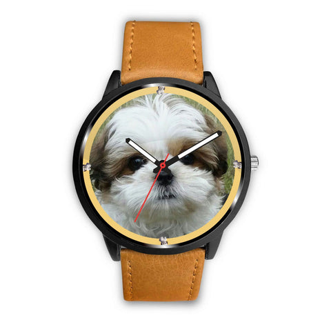 Lovely Shih Tzu Dog Print Wrist watch-Free Shipping