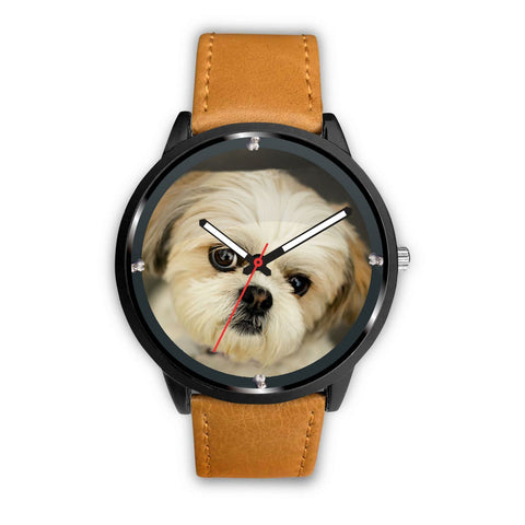 Beautiful Shih Tzu Dog Print Wrist watch-Free Shipping