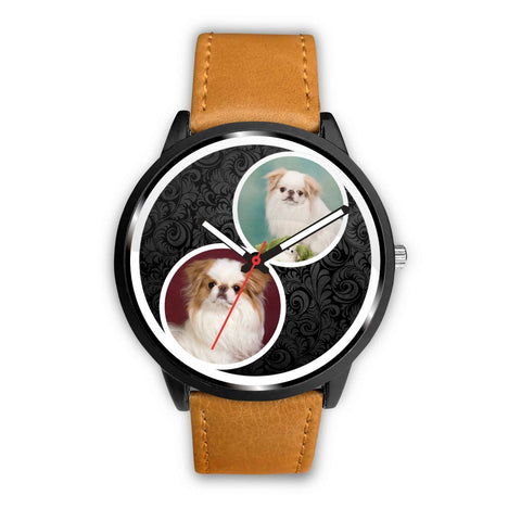 Amazing Japanese Chin Dog Print Wrist watch - Free Shipping