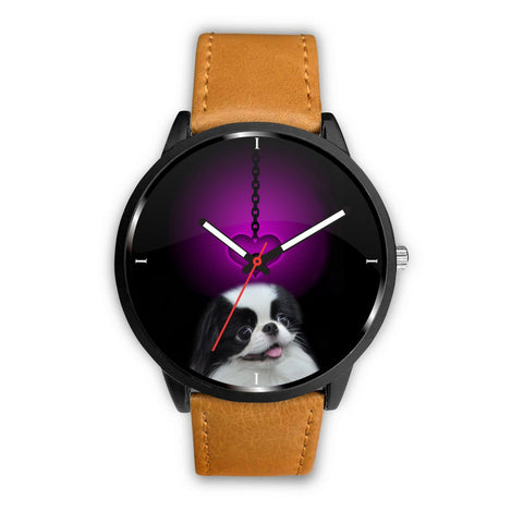 Lovely Japanese Chin Print Wrist Watch-Free Shipping