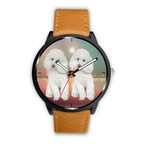 Poodle Dogs Print Wrist Watch-Free Shipping