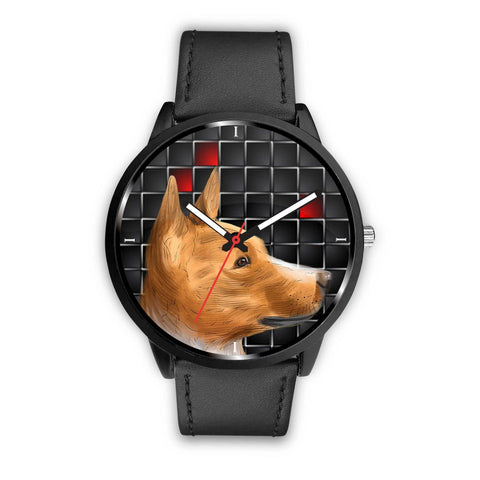 Basenji dog Print Wrist Watch-Free Shipping