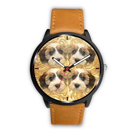 Cute Shih Tzu Print Wrist Watch - Free Shipping