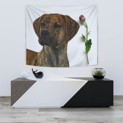 Plott Hound Dog Tapestry-Free Shipping