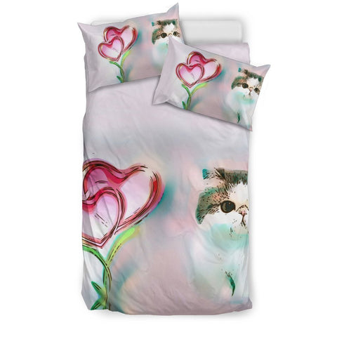 Exotic Shorthair Cat Print Bedding Set-Free Shipping