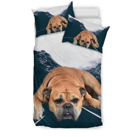 Amazing Bullmastiff Print Bedding Sets-Free Shipping