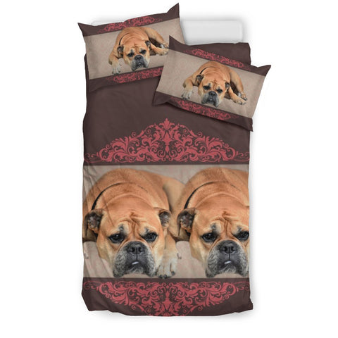 Bullmastiff Print Bedding Sets-Free Shipping