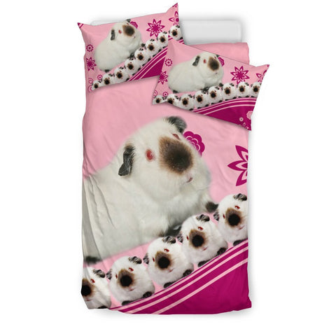 Cute Himalayan guinea pig Print Bedding Sets-Free Shipping