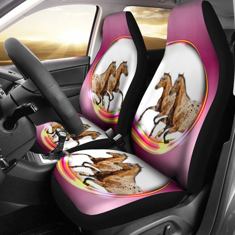 Appaloosa Horse Print Car Seat Covers- Free Shipping