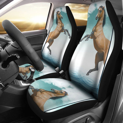 Lusitano Horse Print Car Seat Covers- Free Shipping