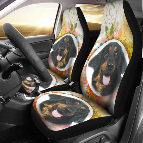 Hovawart Dog Print Car Seat Covers-Free Shipping