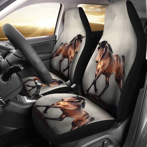 Tennessee Walking Horse Print Car Seat Covers- Free Shipping