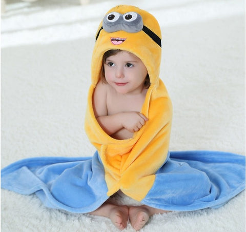 Baby Cartoon Blanket
