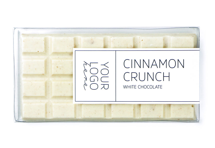 Cinnamon Crunch White Chocolate