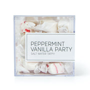 Peppermint Vanilla Taffy