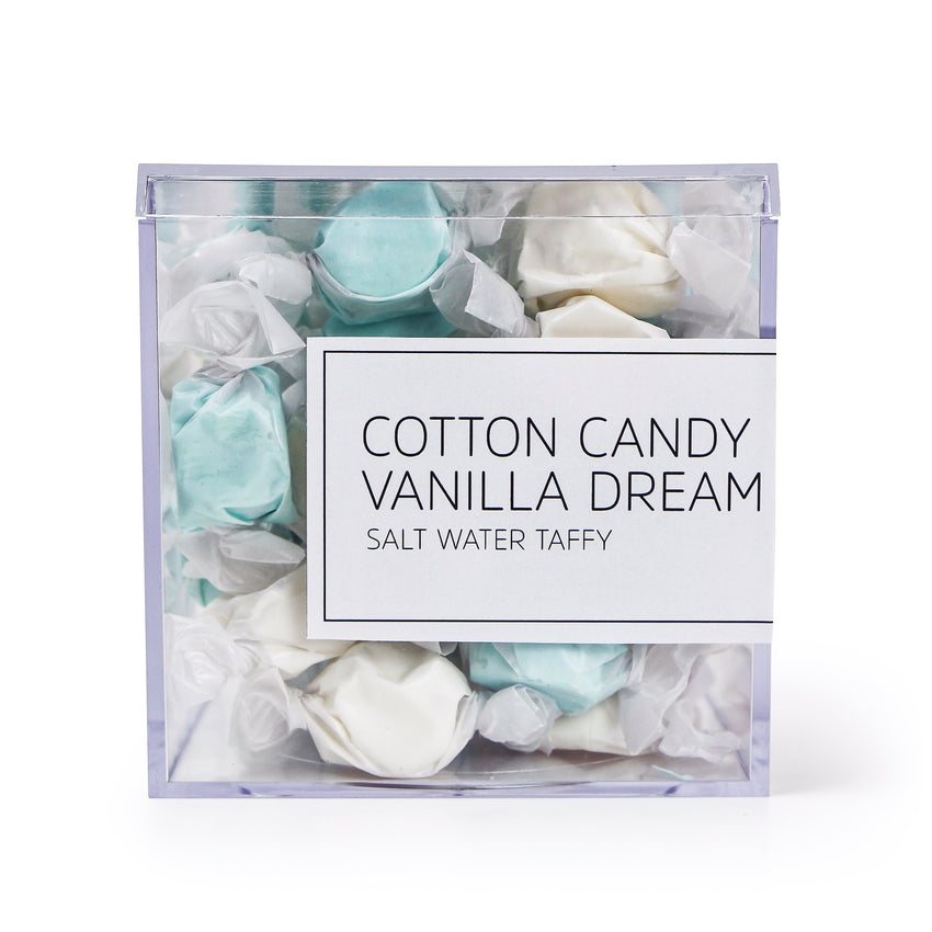 Cotton Candy Vanilla Dream Taffy
