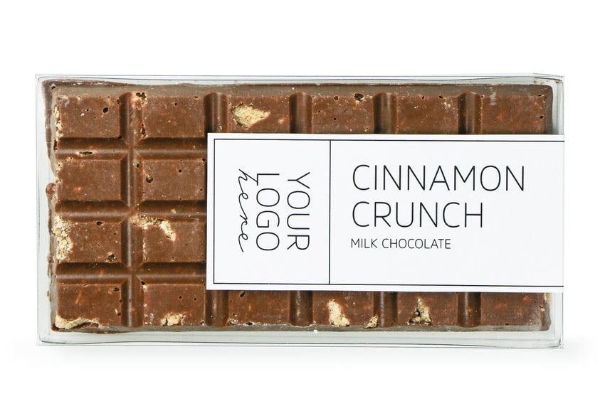 Cinnamon Crunch Milk Chocolate