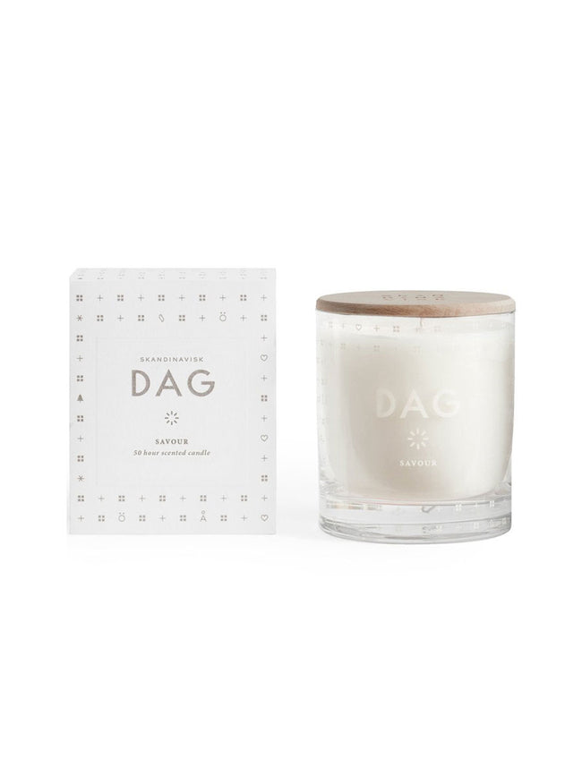 SCENTED CANDLE - DAG