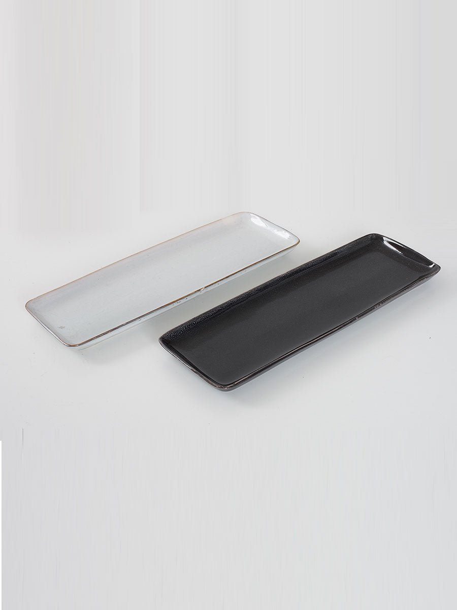 RECTANGULAR SERVING PLATE