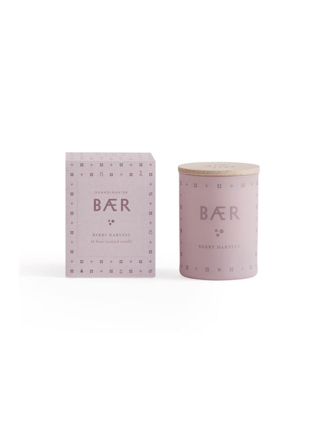MINI SCENTED CANDLE - BAER