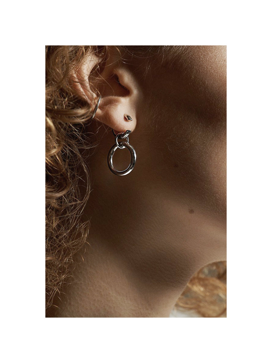 DOGMA DOUBLE EARRING