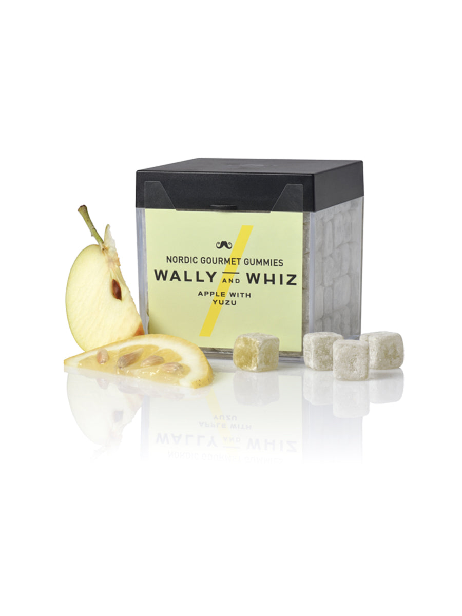 GOURMET GUMMIES - APPLE & YUZU