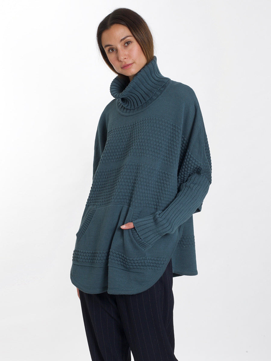 VIKI OVERSIZED ROLLNECK JUMPER