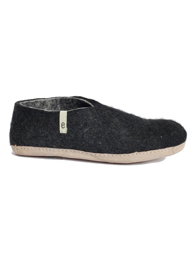 WOOL SLIPPER SHOES