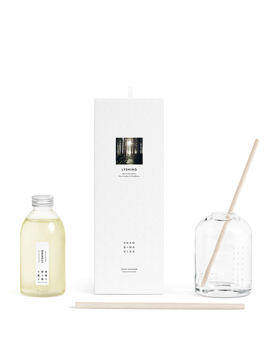 LUXE SCENT DIFFUSER - LYSNING