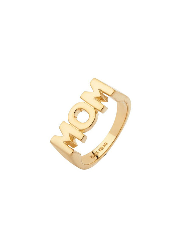 MOM RING - GOLD