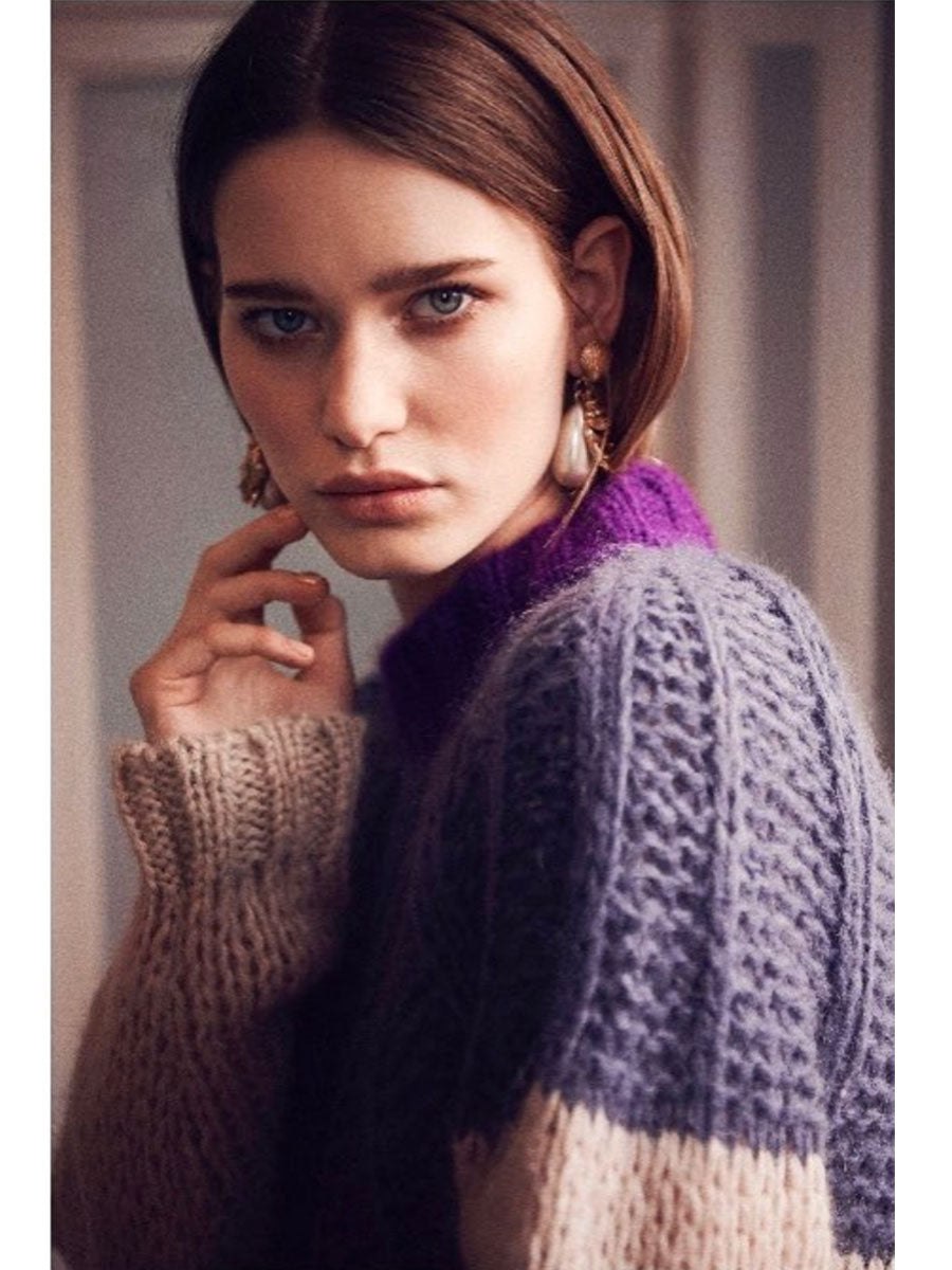 DIXIE KNITTED JUMPER