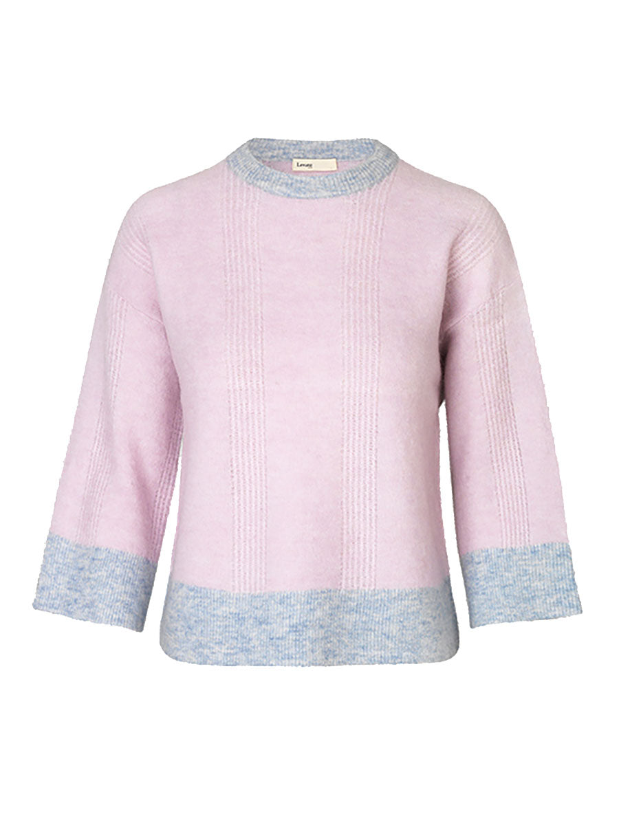 CILLE 3 CONTRAST EDGE JUMPER