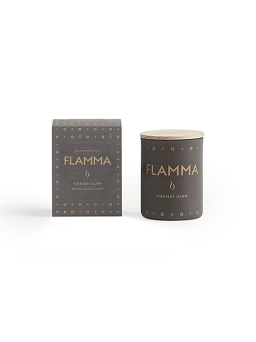 MINI SCENTED CANDLE - FLAMMA