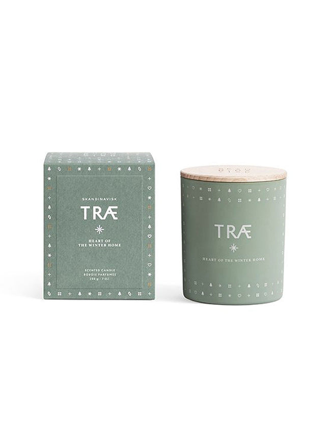 SCENTED CANDLE - TRAE