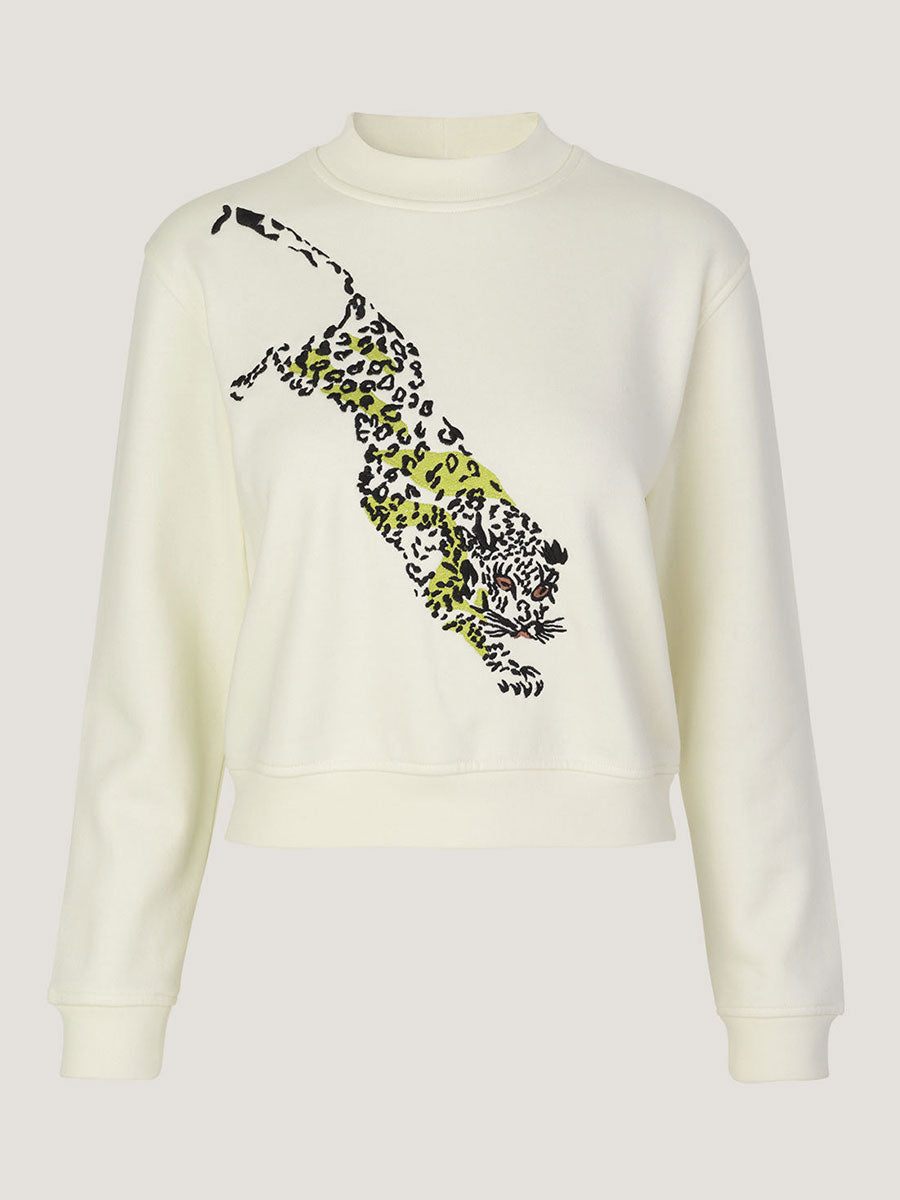 NADIN WILD CAT SWEATSHIRT