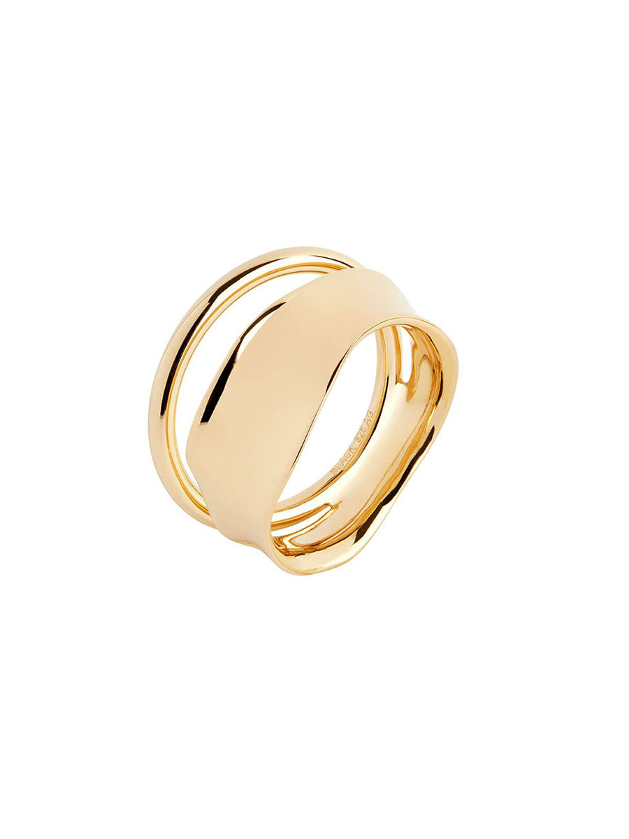 MIDNIGHT STATEMENT RING