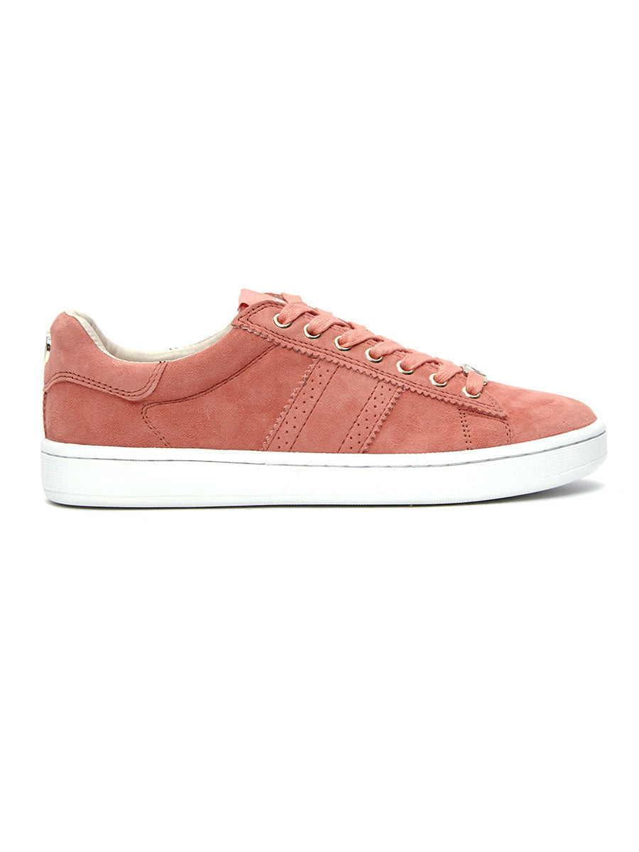 SERENA SUEDE TRAINERS