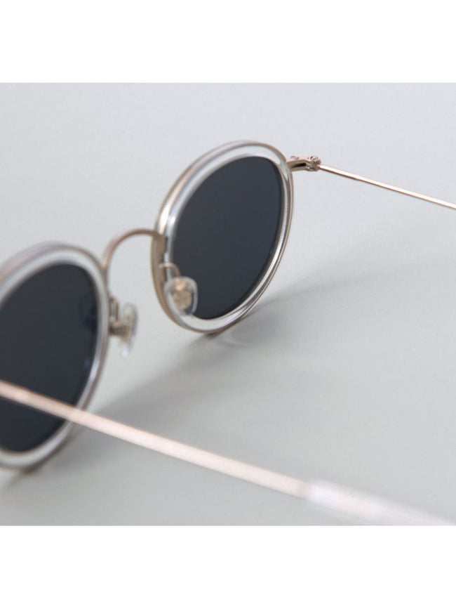 DRUM CIRCULAR SUNGLASSES