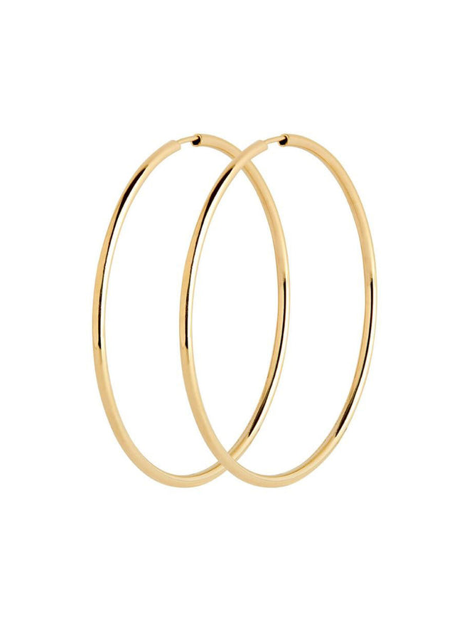 SENORITA TIMELESS HOOPS