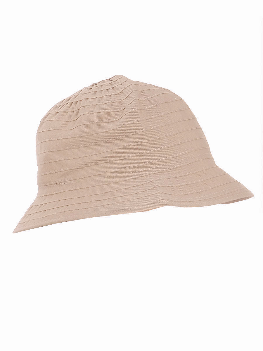 ANGELICA BUCKET HAT BEIGE