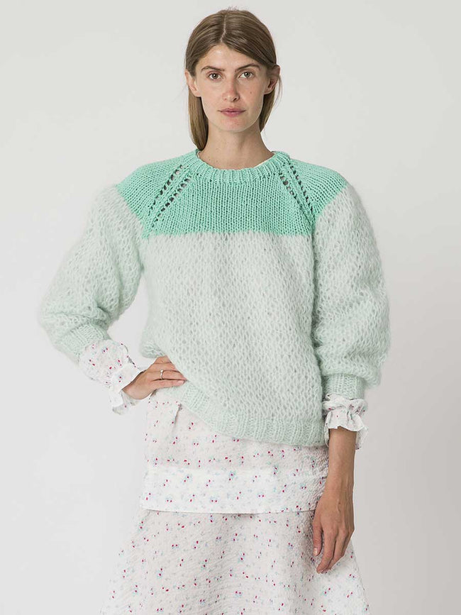DANDY JUMPER - MINT