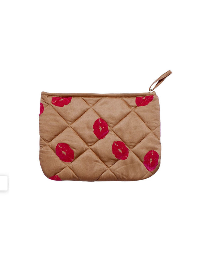 LOLA KISSES COSMETIC PURSE