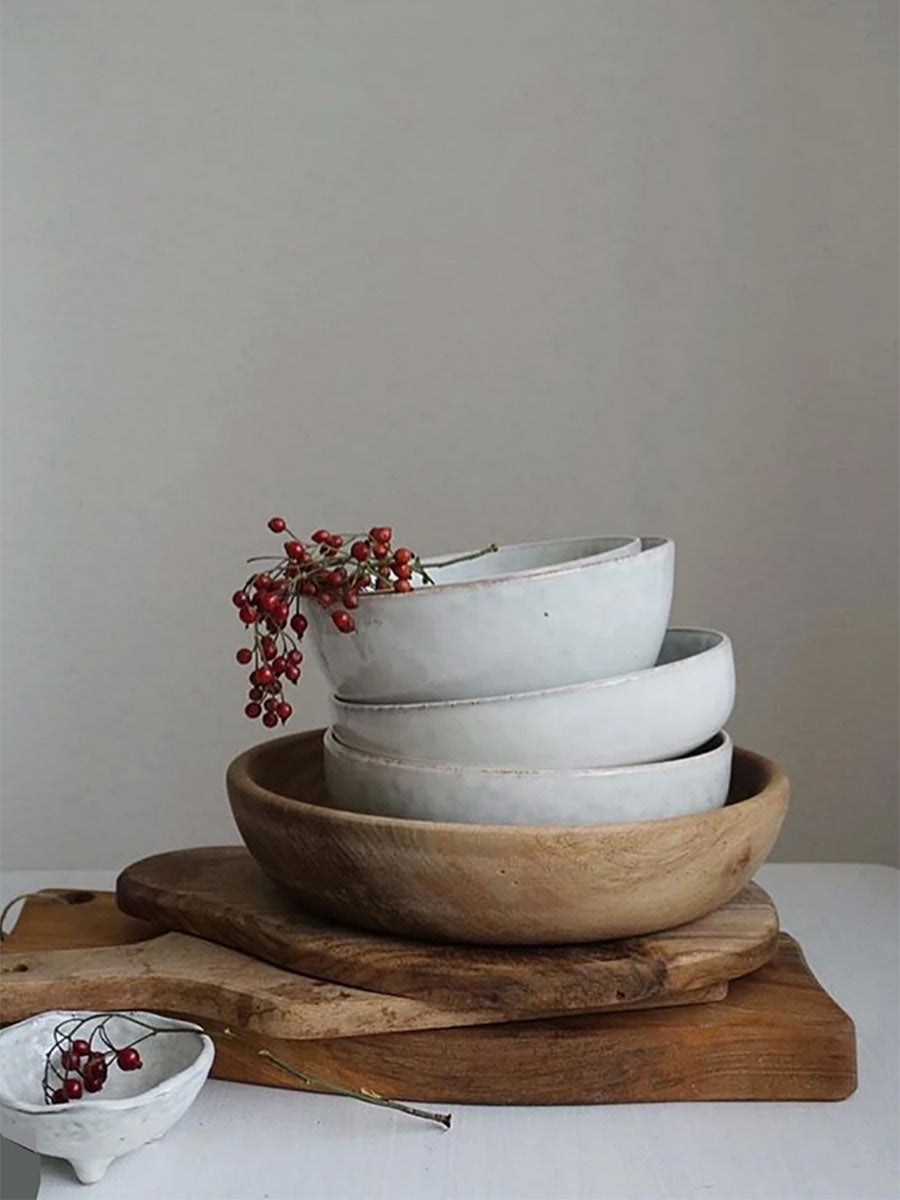 BIG SOUP BOWL - NORDIC SAND