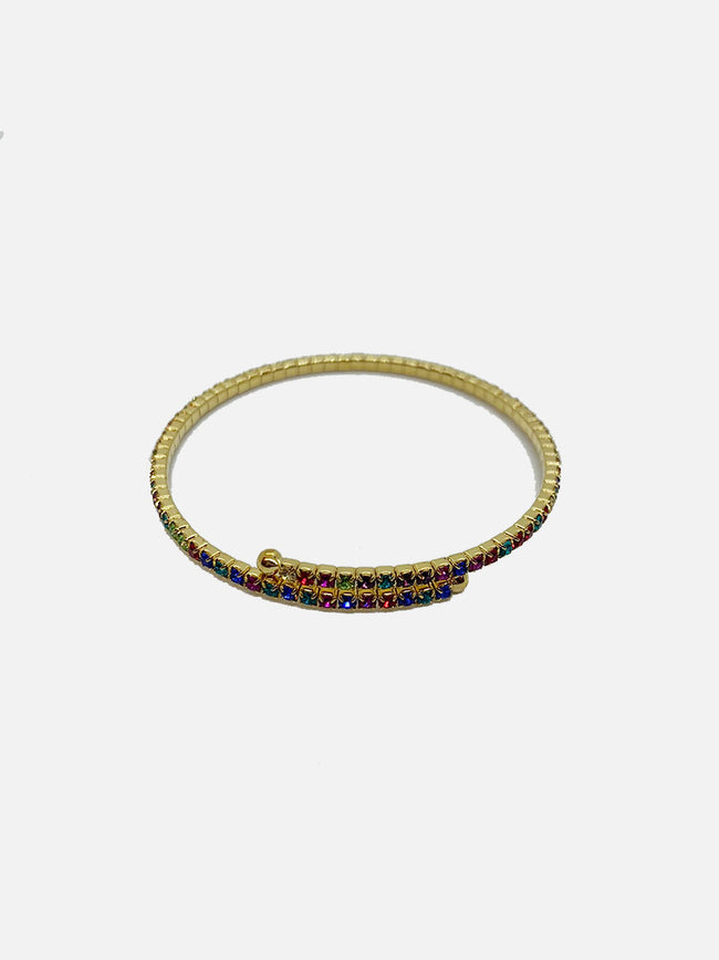RAINBOW BRACELET - MULTICOLOUR