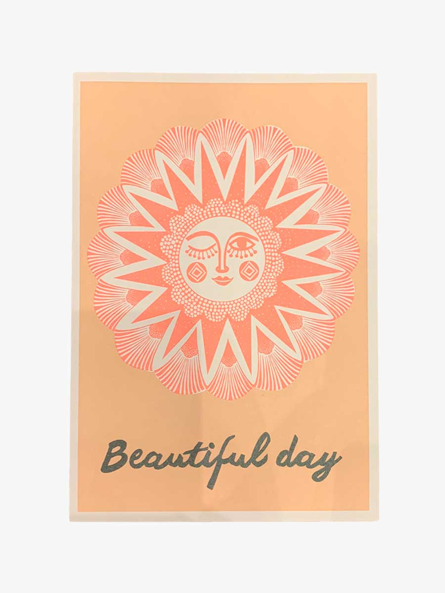 LARGE CARD - BEAUTIFUL DAY