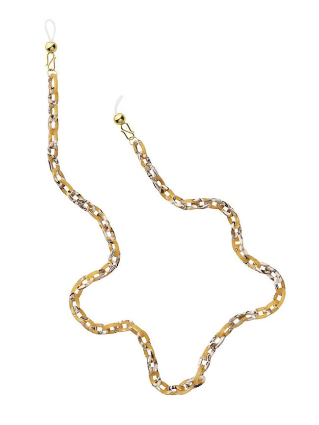 YASABEL FRAME CHAIN - COPENHAGEN YELLOW