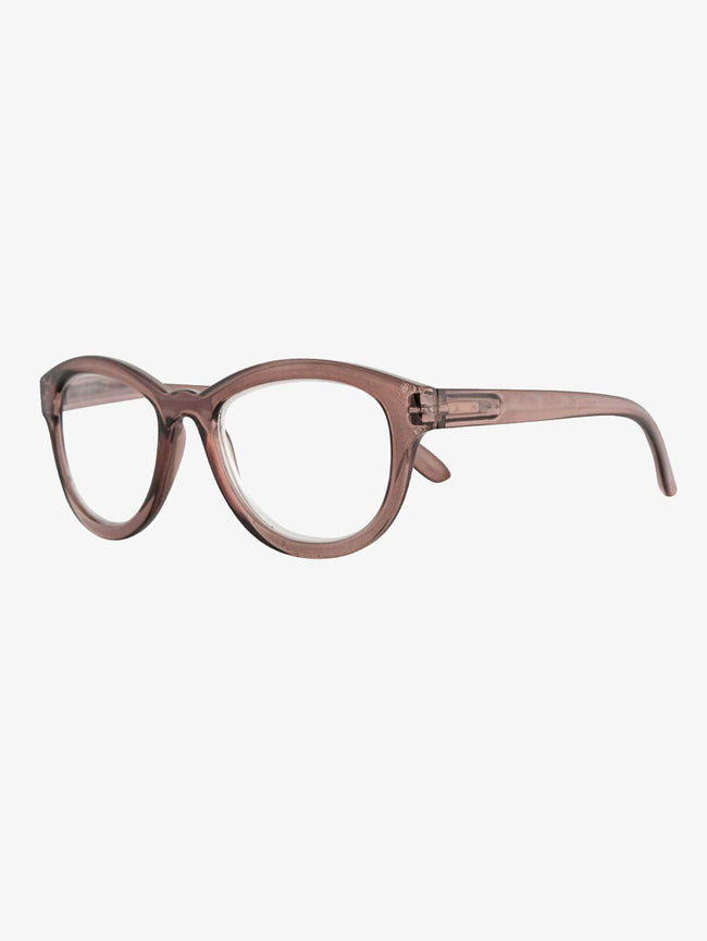 SILKE READING GLASSES - SOFT MOLE