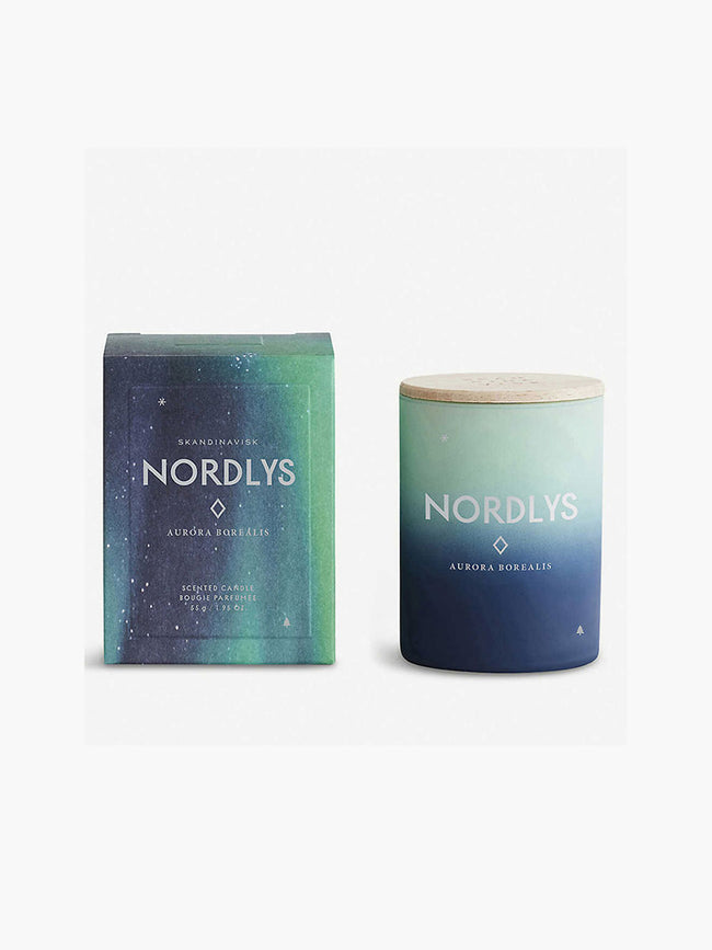 MINI SCENTED CANDLE - NORDLYS