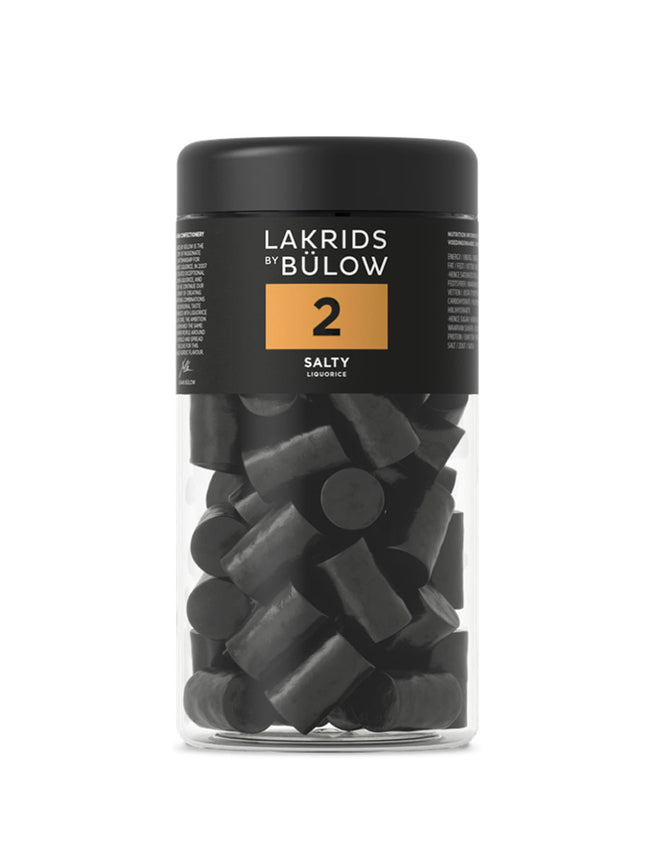 NO.2 SALTY LIQUORICE