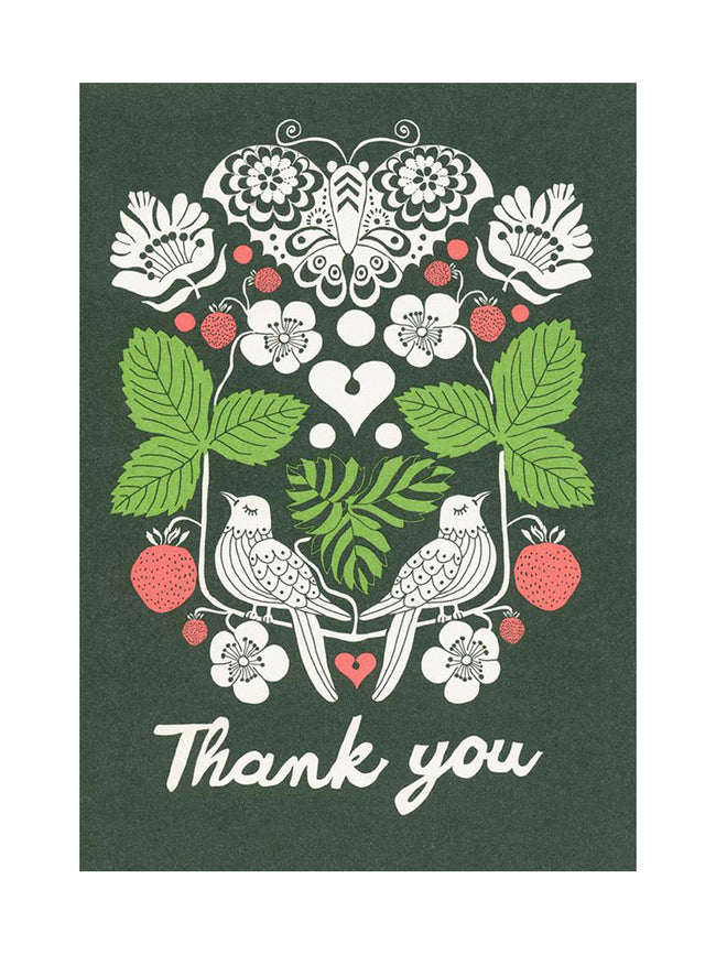 SMALL CARD - THANK YOU